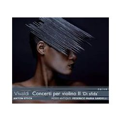 """Musik: Concerti per violino II """"Di sfida""""  von Anton Steck, Modo Antiquo"""