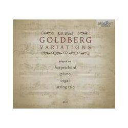 Musik: Goldberg Variations  von Pieter-Jan Belder, Amati String Trio