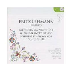 Musik: Fritz Lehmann dirigiert  von Fritz Lehmann, Berliner Philharmoniker