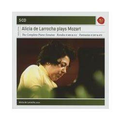 Musik: Alicia de Larrocha Plays Mozart Piano Sonatas/+  von Alicia De Larrocha