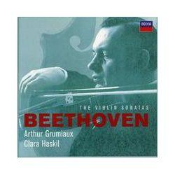 Musik: Beethoven: Sonaten für Violine und Klavier Nr. 1-10  von Arthur Grumiaux, Clara Haskil
