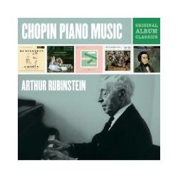 Musik: Arthur Rubinstein Plays Chopin-Original Album Cl  von Artur Rubinstein