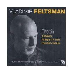 Musik: Balladen,Fantasie op.49,Polonaise-Fantasie op.61  von Vladimir Feltsman