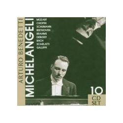 Musik: A.B.Michelangeli - Mozart,Schumann,Beethoven u.a.  von Arturo Benedetti Michelangeli