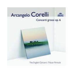 Musik: Concerti Grossi op.6 (Audior)  von Trevor Pinnock, EC