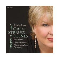 Musik: Great Strauss Scenes  von Donald & Atlanta Sym Runnicles