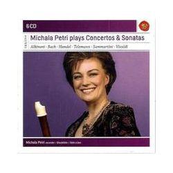 Musik: Flötenkonzerte und  Sonaten  von Michala Petri