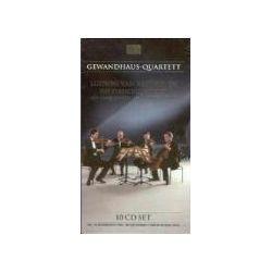 Musik: Die Streichquartette  von Gewandhaus-Quartett