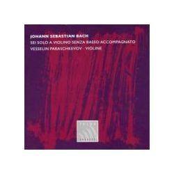 Musik: Die Sonaten & Partiten  von Veselin Paraschkevov
