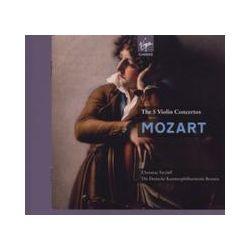 Musik: Die 5 Violinkonzerte  von Christian Tetzlaff, DKP