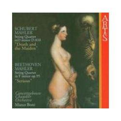 Musik: Death & The Maiden/Serioso  von Concertgebouw Co, Marco Boni