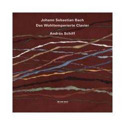 Musik: Das Wohltemperierte Clavier  von Andras Schiff