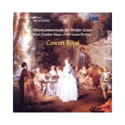 Musik: Bläserkammermusik Der Brüder Graun  von Concert Royal Köln