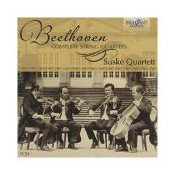 Musik: Complete String Quartets  von Suske Quartett, Suske Quartet