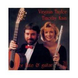 Musik: Für Flöte und Gitarre  von Virginia Taylor, Timothy Kain