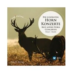 Musik: Die Schönsten Hornkonzerte  von Barry Tuckwell, Neville Marriner