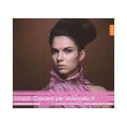 Musik: Concerti Per Violoncello II  von Christophe Coin, Il Giardino Armonico, Antonini