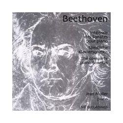 Musik: Bethoven/Sämtliche Klaviersonaten 1-32  von Klavier Jean Muller