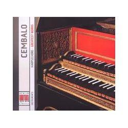 Musik: Greatest Works-Cembalo (Harpsichord)  von Ahlgrimm, Pischner