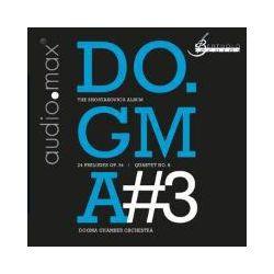Musik: 24 Preludes op.34/Streichquartett 8 op.110  von Mikhail Gurewitsch, Dogma Chamber Orchestra