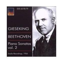 Musik: Die Klaviersonaten Vol.2  von Walter Gieseking