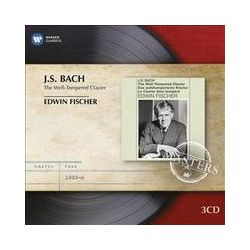 Musik: Das Wohltemperierte Klavier  von Edwin Fischer