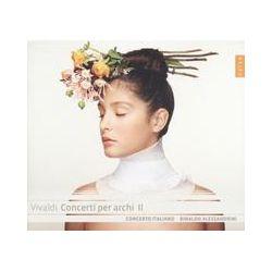 Musik: Concerti per archi II  von Rinaldo Alessandrini, Concerto Italiano