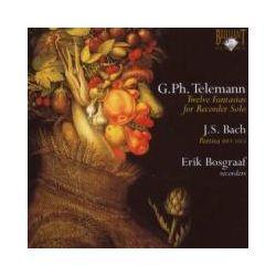 Musik: Fantasien For Recorder Solo  von Erik Bosgraaf