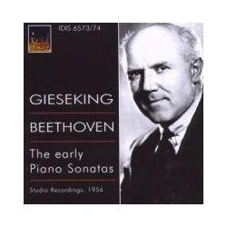 Musik: Die frühen Klaviersonaten  von Walter Gieseking