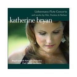 Musik: Flute Concertos/Fantaisie/Flute Sonata  von Bryan, Royal Scottish National Orchestra