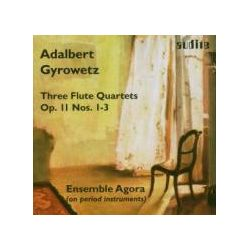 Musik: Flötenquartette op.11,Nr.1-3  von Ensemble Agora