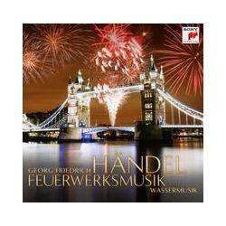 Musik: Feuerwerksmusik/Wassermusik  von Collegium Aureum