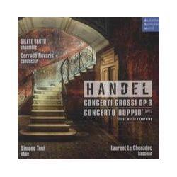 Musik: Concerti Grossi op.3/Konzerte für Oboe und Fagott  von Silete Venti!, Simone Toni