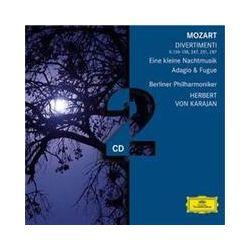 Musik: Divertimenti/Eine Kleine Nachtmusik/Adagio&Fuge  von Herbert von Karajan, BP