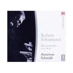 Musik: Klavierwerke  von Annerose Schmidt