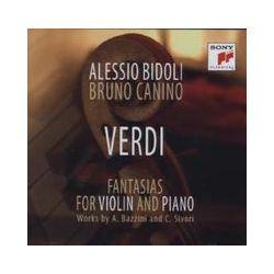 Musik: Giuseppe Verdi-Fantasia-Transcriptions by C.Sivori  von Bruno Canino, Alessio Bidoli