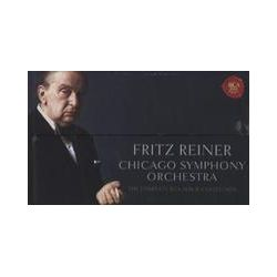 Musik: Fritz Reiner-The Compl.Chicago Symphony Recordings  von Fritz Reiner, Chicago Symphony Orchestra