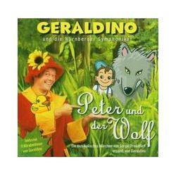 Musik: Peter Und Der Wolf  von Geraldino, Nürnberg.Symphoniker