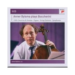 Musik: Cello Concertos,Symphonies And Solo Works  von Anner Bylsma