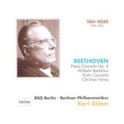 Musik: In memoriam Karl Böhm  von Böhm, Backhaus, Ferras, BPhO, RIAS Sinfonieorch.