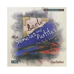 Musik: Die Sonaten und Partiten für Violine solo  von Luca Fanfoni