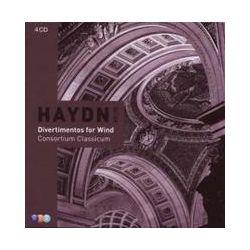 Musik: Divertimentos For Wind (Haydn Edition)  von Consortium Classicum