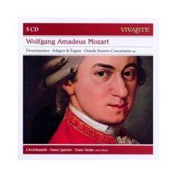Musik: Divertimentos; Adagios & Fugues; Grande Sestetto/+  von L'Archibudelli