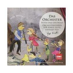 Musik: Das Orchester-For Kids  von Kulenkampff, Previn, Lso