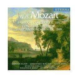 Musik: Fagottkonzert,Konz.Für Flöte,Harfe Und Orchester  von Klier, Walter, Zoff, Suitner, SD
