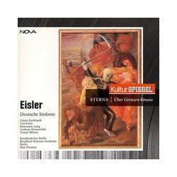 Musik: Deutsche Sinfonie (Kulturspiegel-Edition)  von Rundfunkchor Berlin, Rundfunk-Sinfonieorchester Berlin, Rosemarie Lang, Uta Priew, Gisela Burkhardt