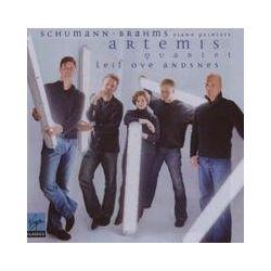 Musik: Klavierquintette  von L.O. Andsnes, Artemis Quartet