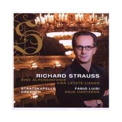 Musik: Eine Alpensinfonie op.64/Vier letzte Lieder  von Anja Harteros, Staatskapelle Dresden, Fabio Luisi
