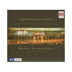 Musik: Il Giardino Del Piacere  von Mak, Reinhard Goebel