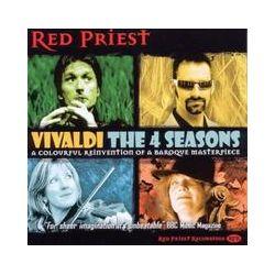 Musik: Four Seasons-Reinvention Of A Baroque Masterpiece  von Red Priest